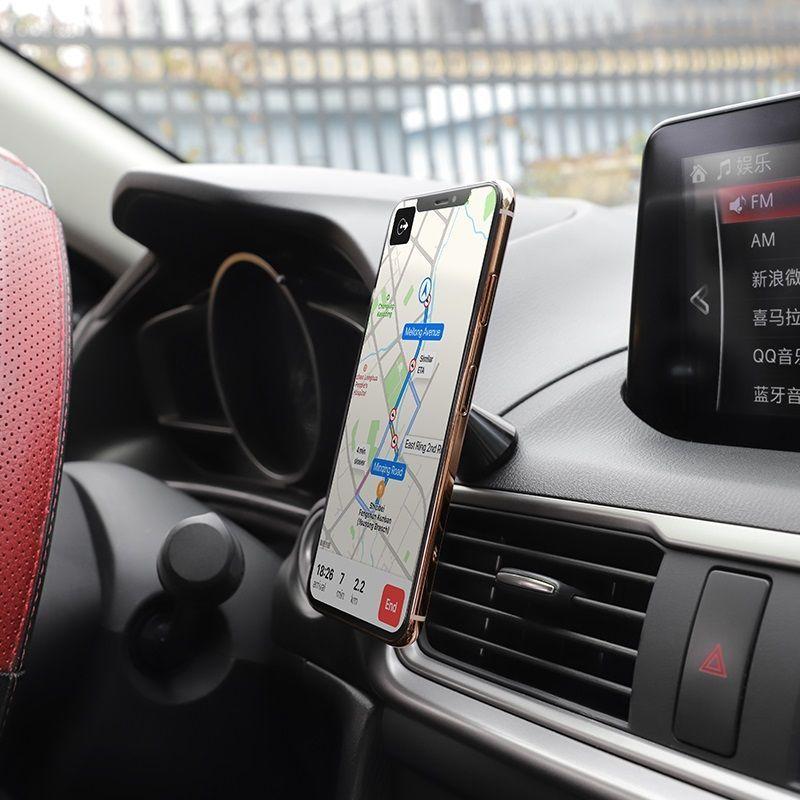 Giá đỡ điện thoại ô tô Hoco CA46