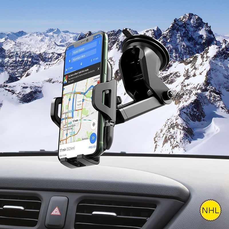 Giá đỡ điện thoại ô tô Hoco CA76