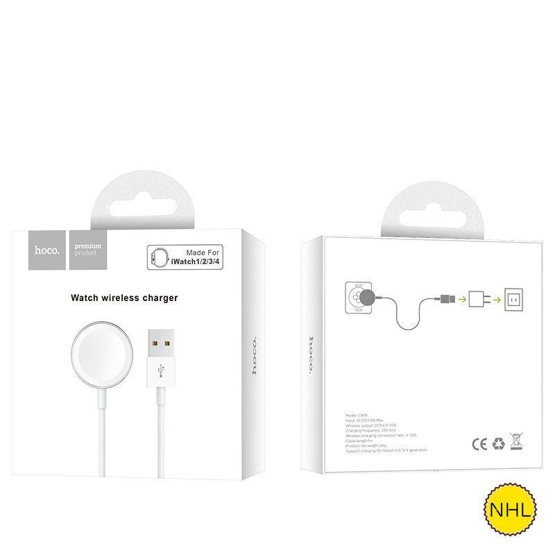 Đế sạc không dây Apple Watch Hoco CW16