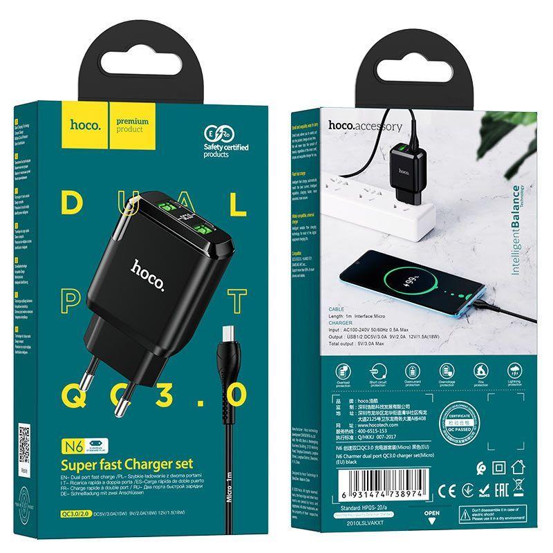 Bộ sạc Micro N6