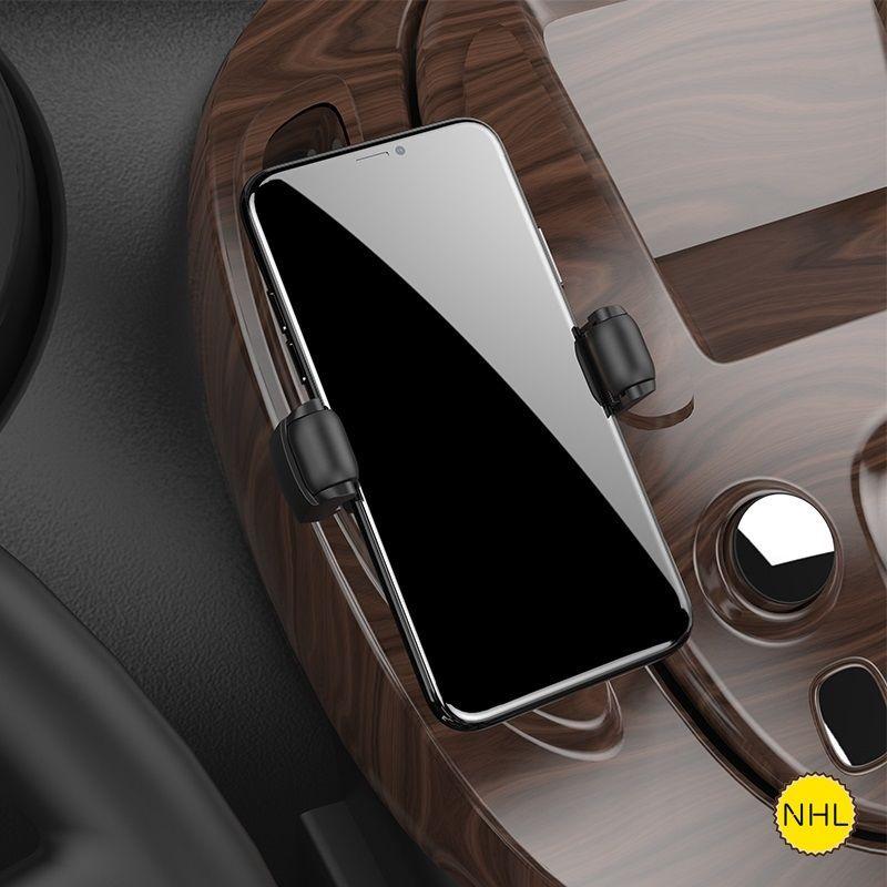 Giá đỡ điện thoại ô tô Hoco S1