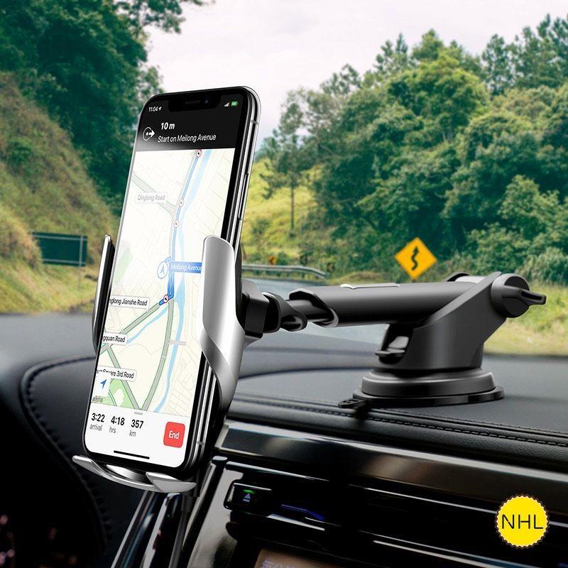 Giá đỡ điện thoại ô tô Hoco S14