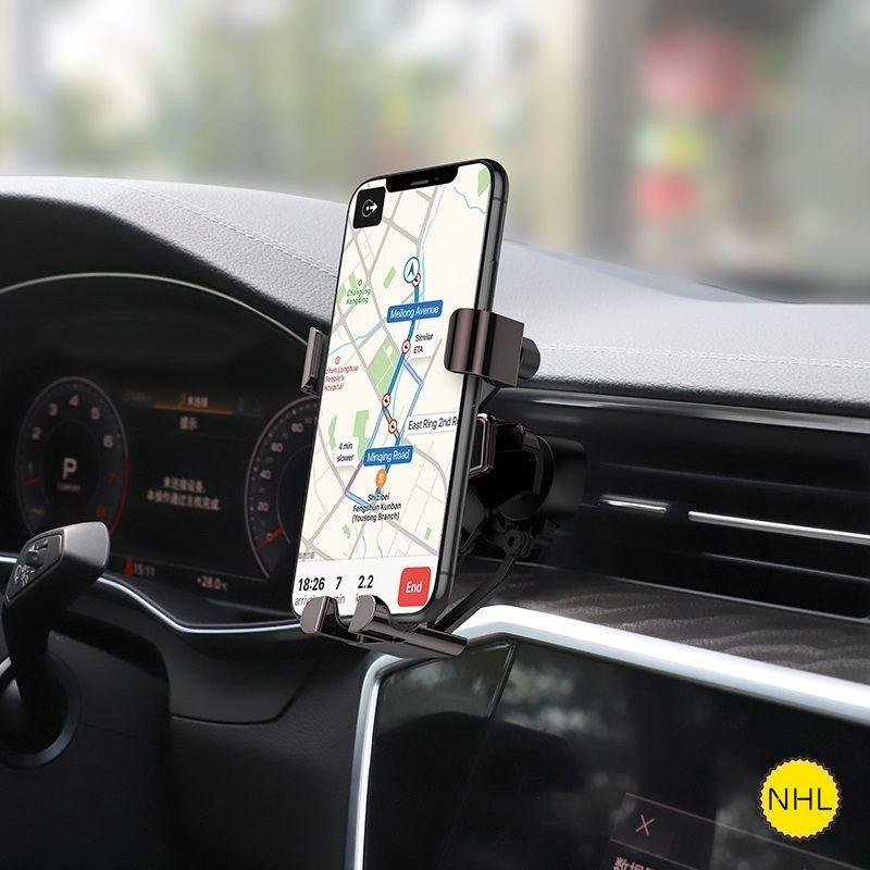Giá đỡ điện thoại ô tô Hoco S25