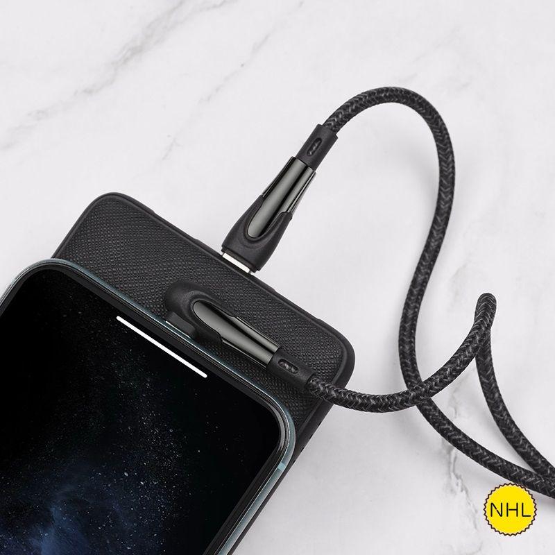 Cáp sạc Typec - Lightning Hoco U84