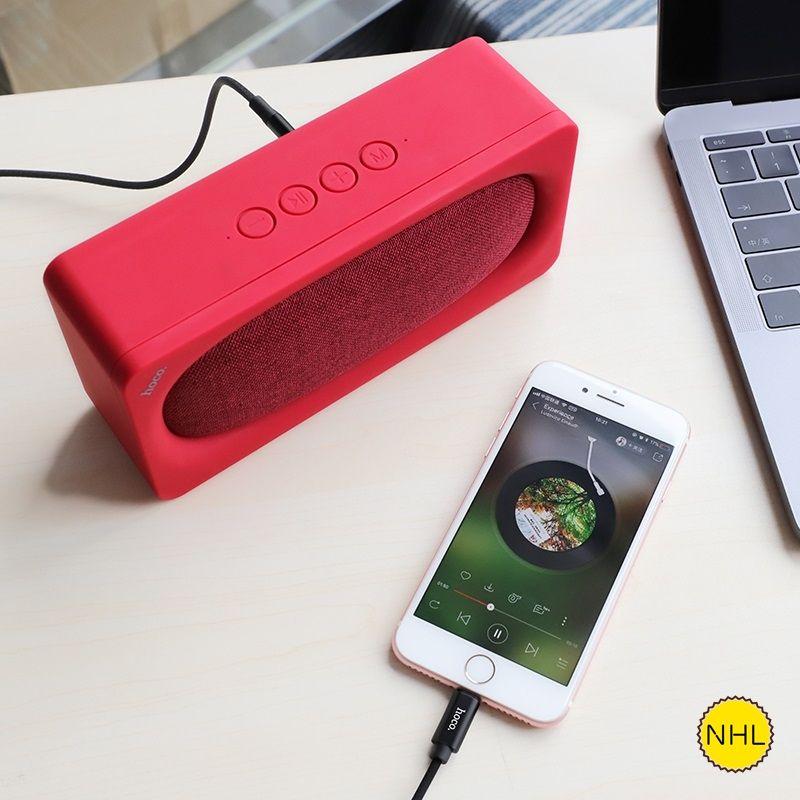 Cáp kết nối Audio 3.5mm AUX Hoco UPA13