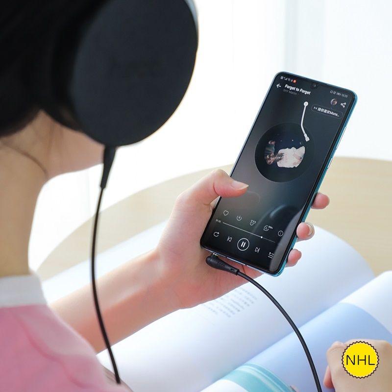 Cáp kết nối Audio 3.5mm AUX Hoco UPA15