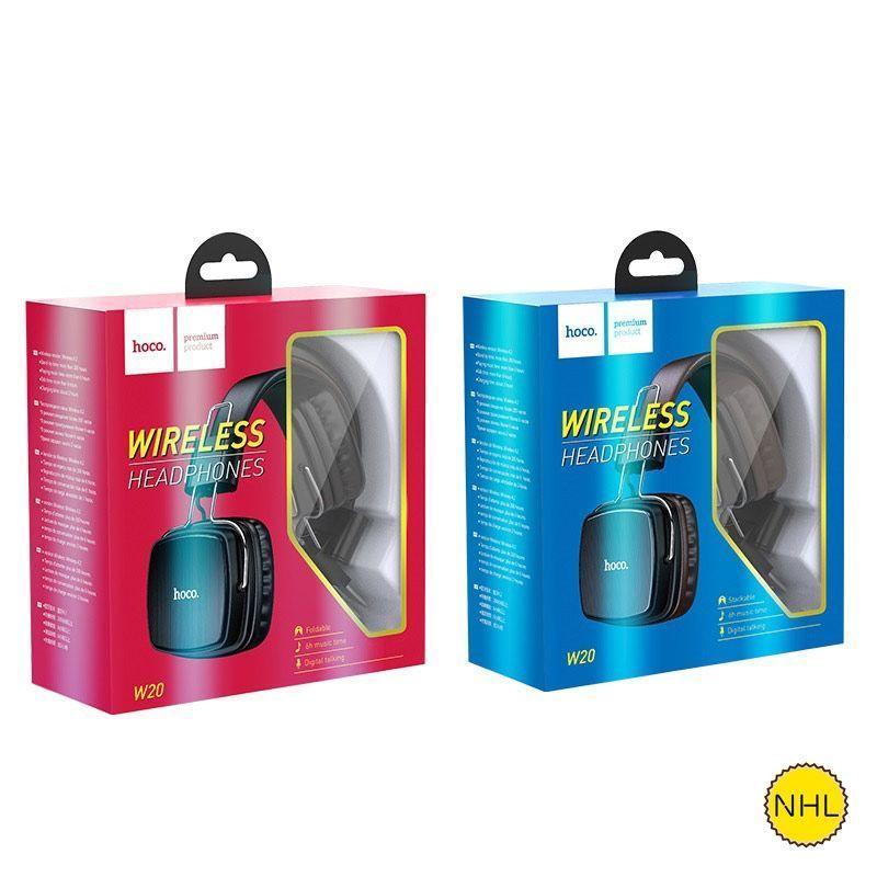 Tai Nghe Chụp Tai Bluetooth Hoco W20