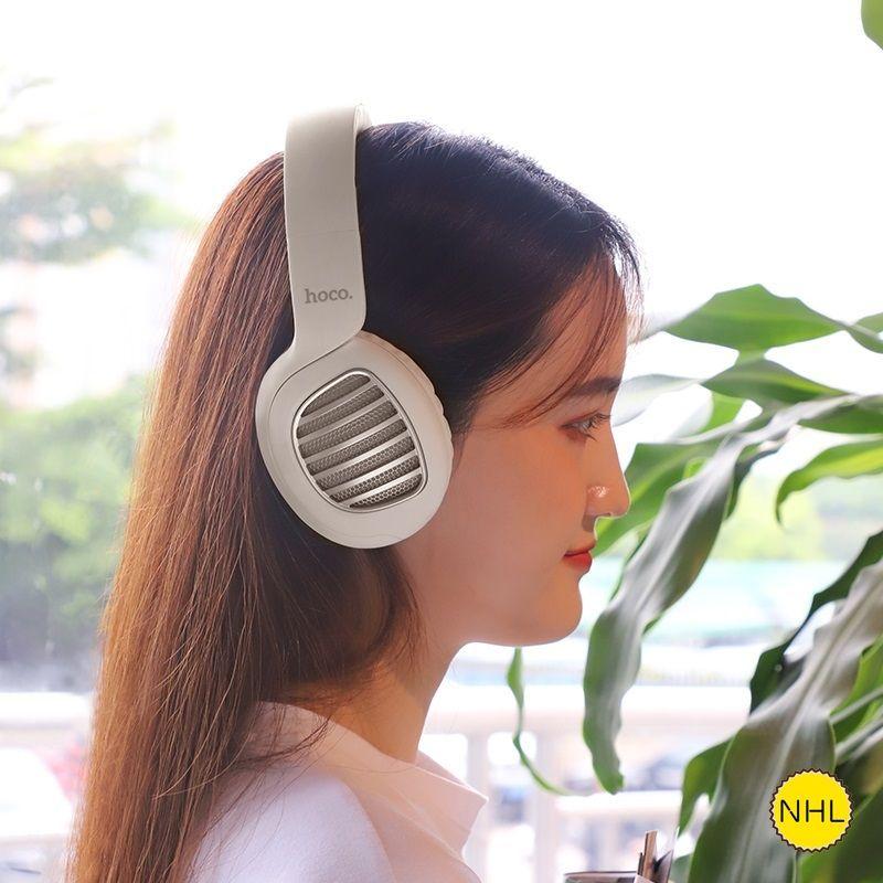 Tai Nghe Chụp Tai Bluetooth Hoco W23