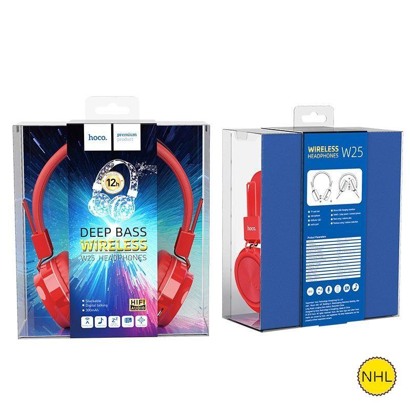 Tai Nghe Chụp Tai Bluetooth Hoco W25