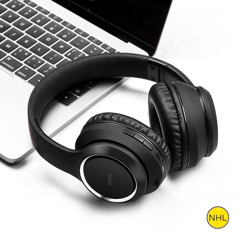 Tai Nghe Chụp Tai Bluetooth Hoco W28