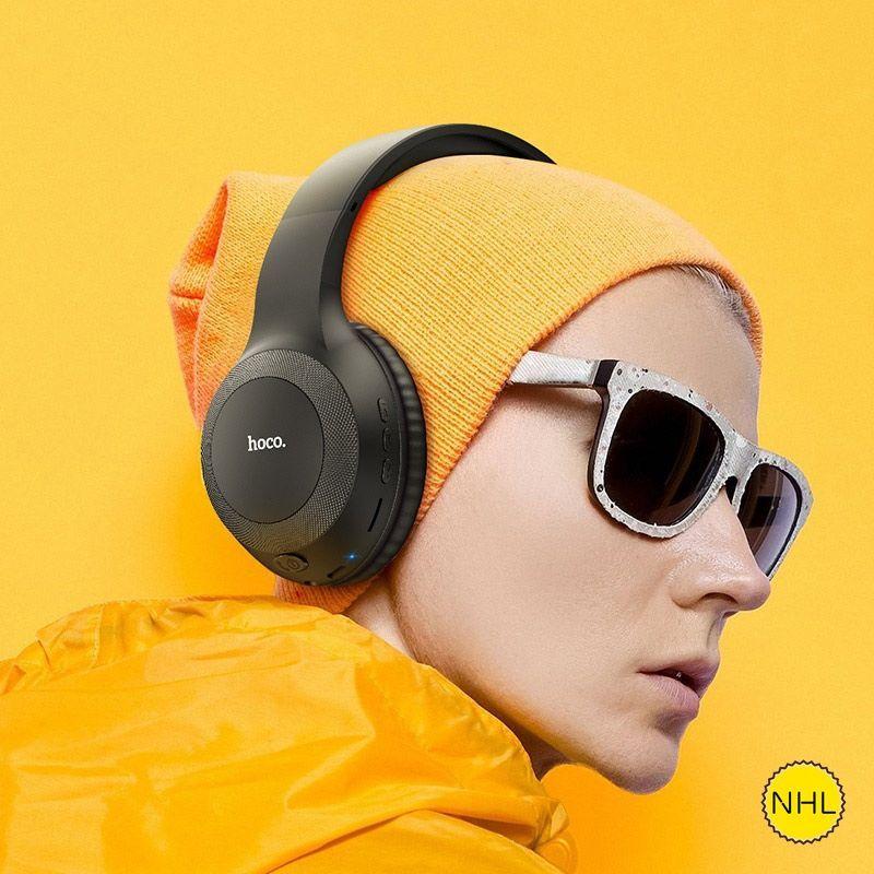 Tai Nghe Chụp Tai Bluetooth Hoco W29