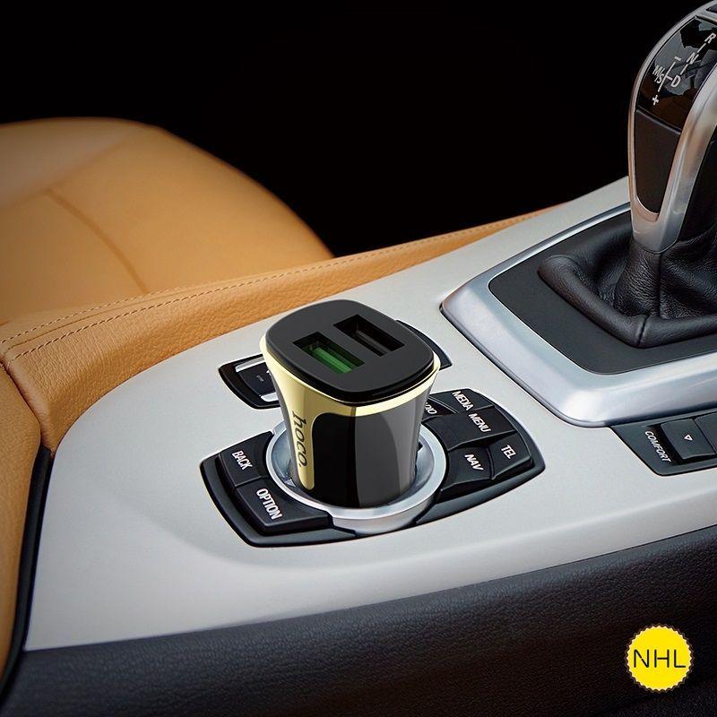 Tẩu sạc ô tô Hoco Z31