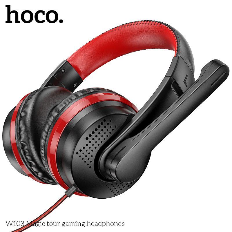 Tai nghe Gaming Hoco W103 có dây
