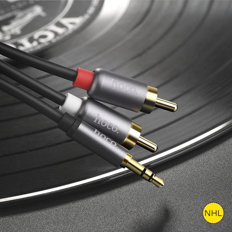 Cáp kết nối Audio 3.5mm AUX Hoco UPA10