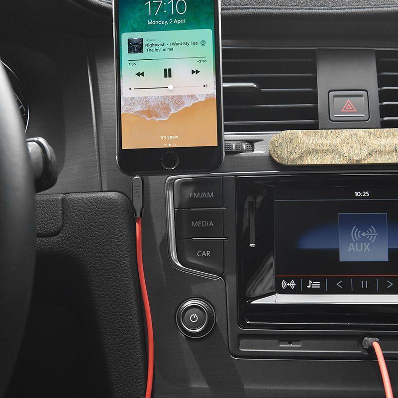 Cáp kết nối Audio 3.5mm AUX Hoco UPA11