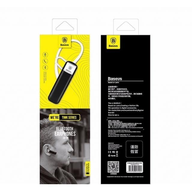 Tai Nghe Bluetooth 1 bên Baseus AUBASETK-01