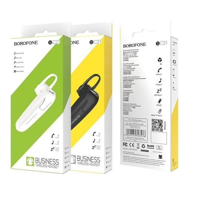 Tai Nghe Bluetooth 1 bên Borofone BC21