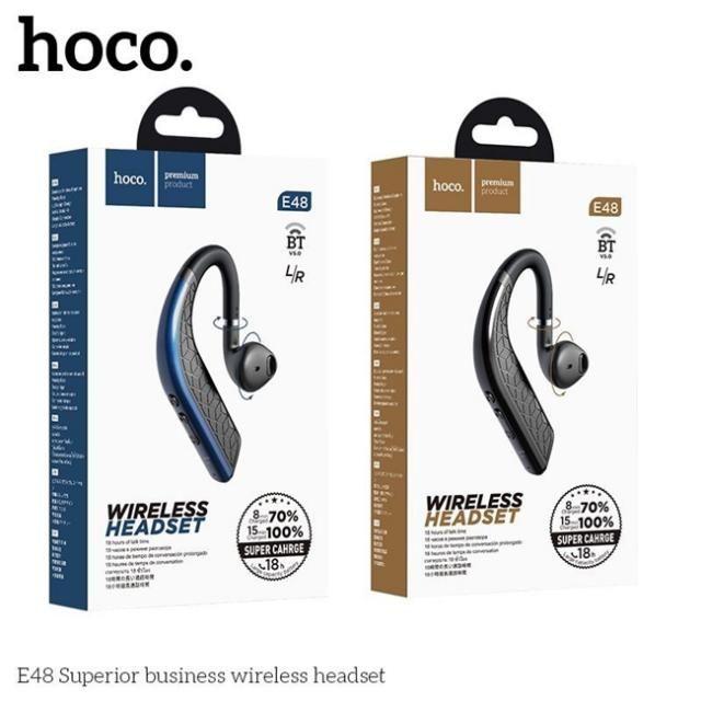 Tai Nghe Bluetooth 1 bên Hoco E48