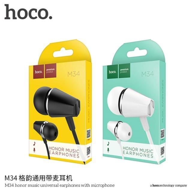 Tai nghe có dây Hoco M34