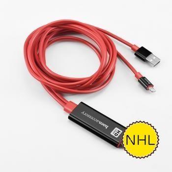 Bộ chuyển đổi Lightning sang HDMI & USB «UA4» chuyển đổi âm thanh video