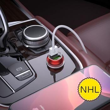 Tẩu sạc ô tô Hoco Z37