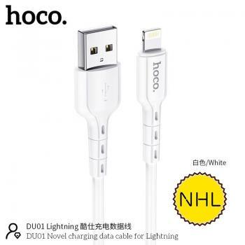 Dây Cáp Sạc Nhanh Lightning Hoco DU01