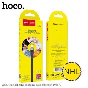 Cáp sạc nhanh Hoco X53 Typec 1m 2.4A