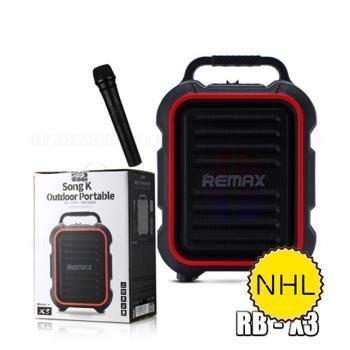 Loa Bluetooth WK - Remax RB-X3