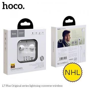 Tai nghe có dây Hoco L7 Plus Lightning