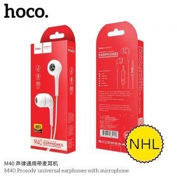 Tai nghe có dây Hoco M40