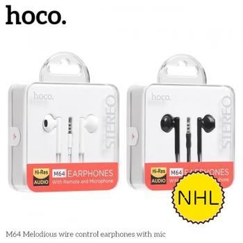 Tai nghe có dây Hoco M64