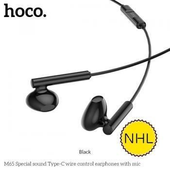 Tai nghe có dây Hoco M65 typec