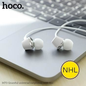 Tai nghe có dây Hoco M70