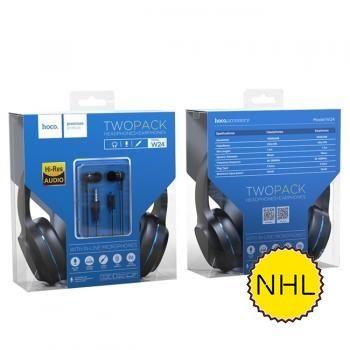 Tai Nghe Chụp Tai Bluetooth Hoco W24