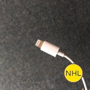 Tai nghe có dây Iphone ipX Zin Lightning chính hãng
