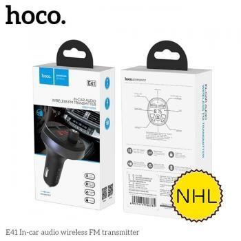 Tẩu sạc ô tô Hoco E41