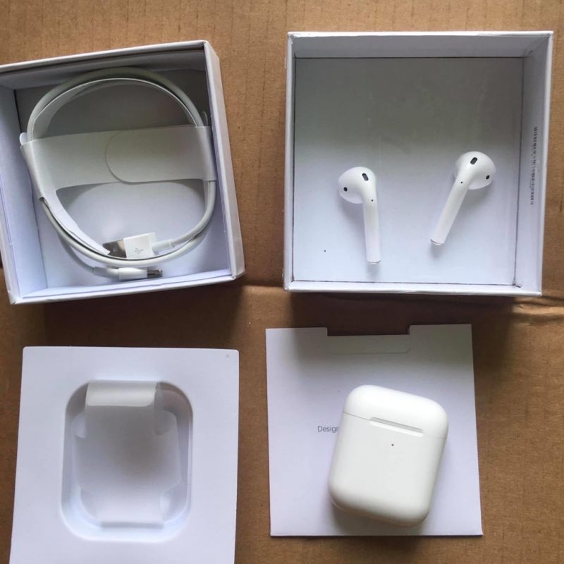 Airpods 2 rep chip checkseting