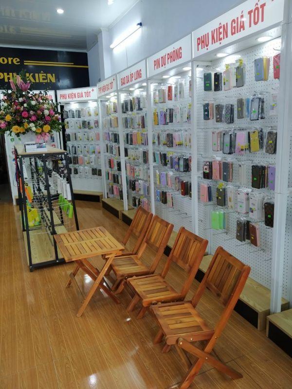 Cửa hàng phụ kiện điện thoại tại tuyên quang chi phí 25tr