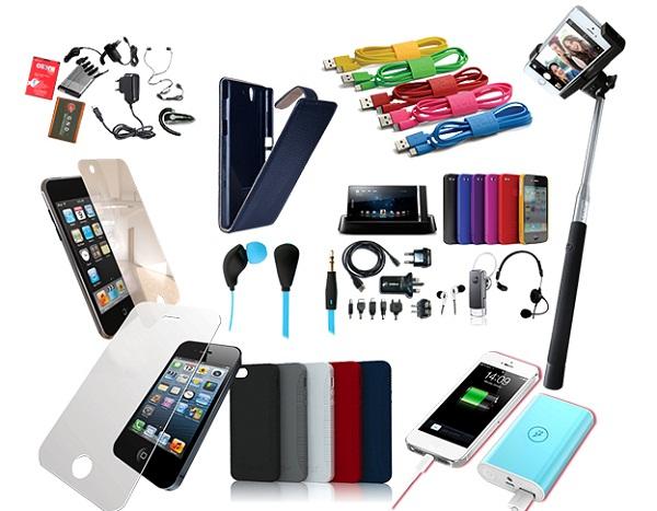 Bật mí thu nhập khủng từ kinh doanh phụ kiện điện thoại 1 vốn 4 lời