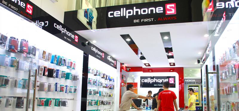 Các mẫu cửa hàng phụ kiện điện thoại ở Đồng Nai hiện đại nhất