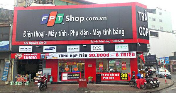 Cửa hàng phụ kiện điện thoại FPT Gò Vấp