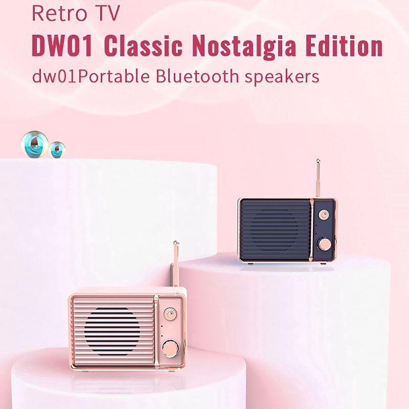 Loa bluetooth DW01