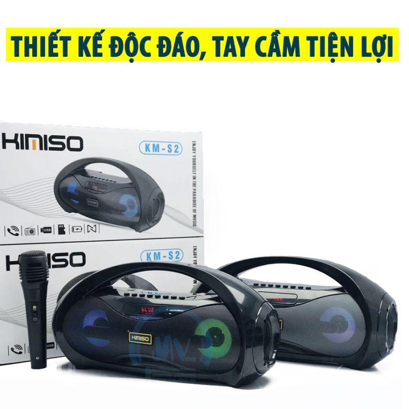 Bán buôn giá sỉ Loa Karaoke Bluetooth Xách Tay KM-S2