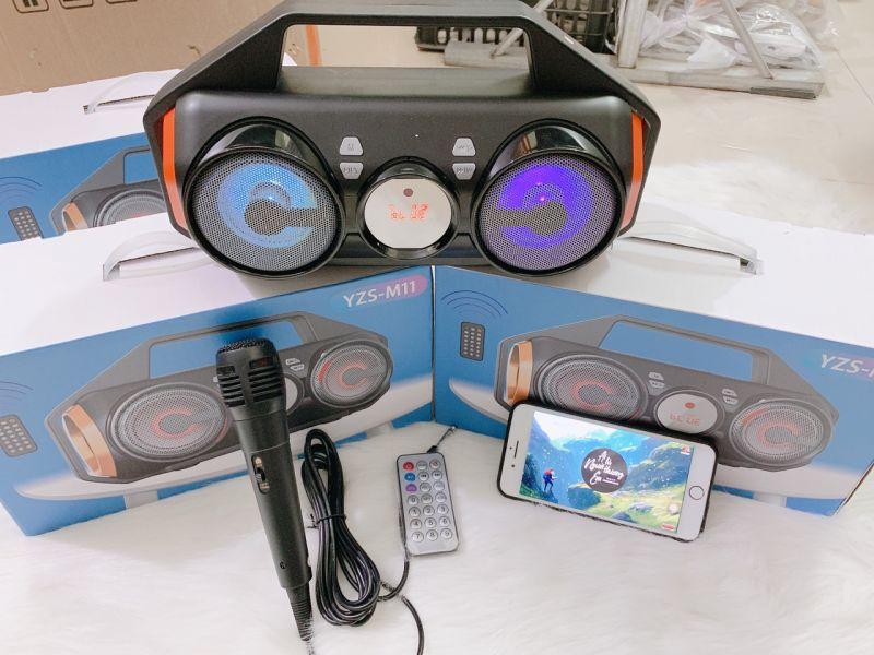 Bán buôn giá sỉ Loa Karaoke Bluetooth YZS-M11