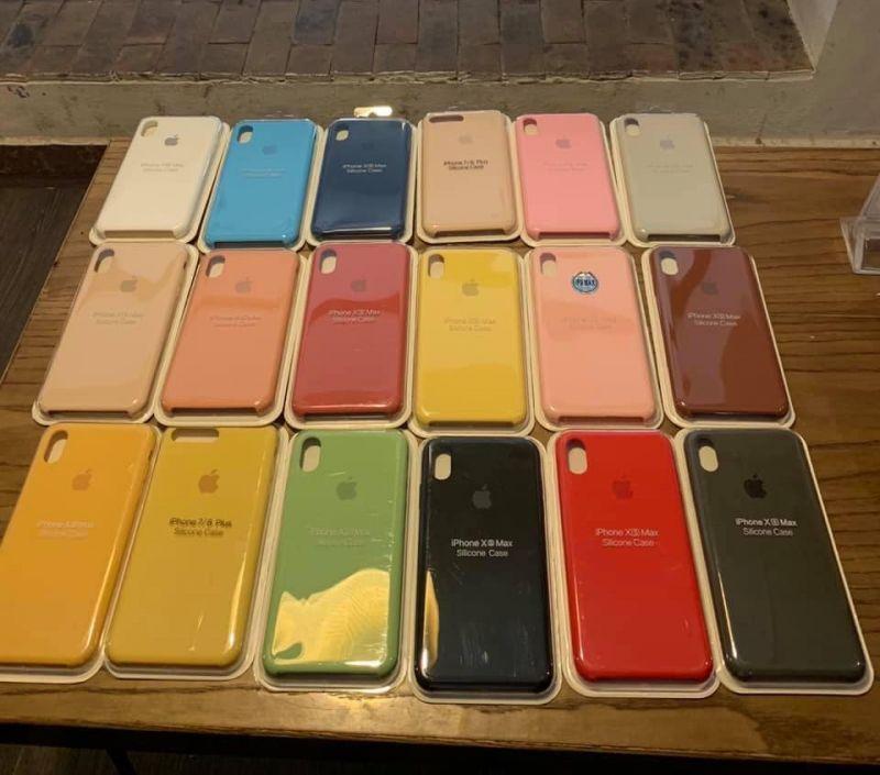 ốp chống bẩn iphone 6,6plus,7,7plus,xs,xsmax,pro,promax giá sỉ