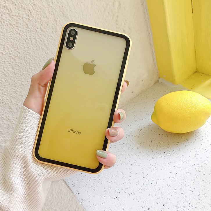 Ốp OMBRE màu vàng