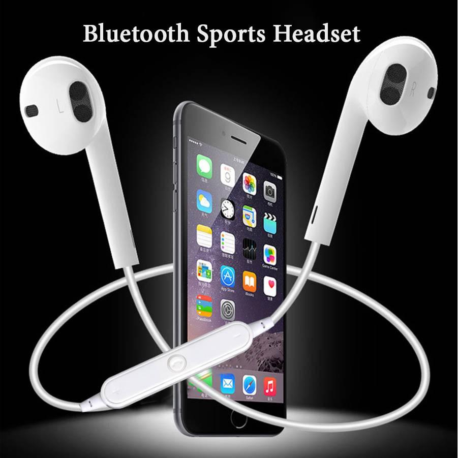 Hình ảnh sản phẩmTai bluetooth S6 2 tai giá buôn giá sỉ