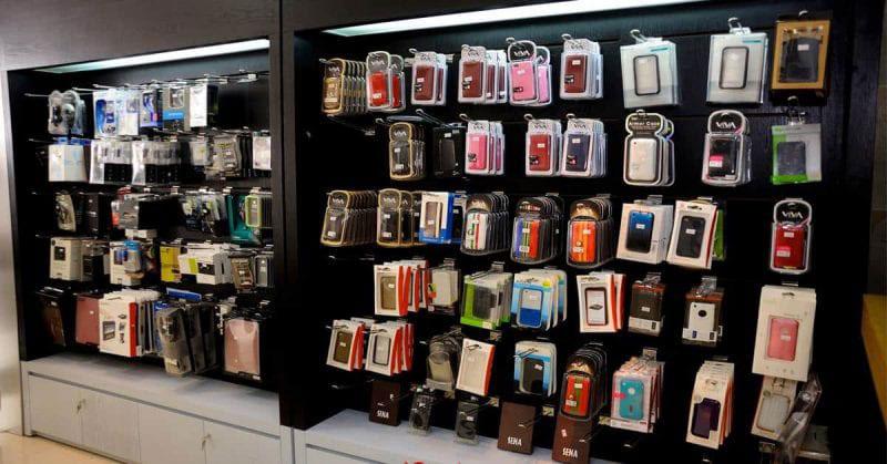 kinh nghiệm mở cửa hàng bán phụ kiện điện thoại