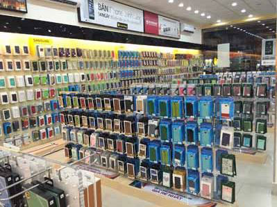 phụ kiện điện thoại Ninh Bình